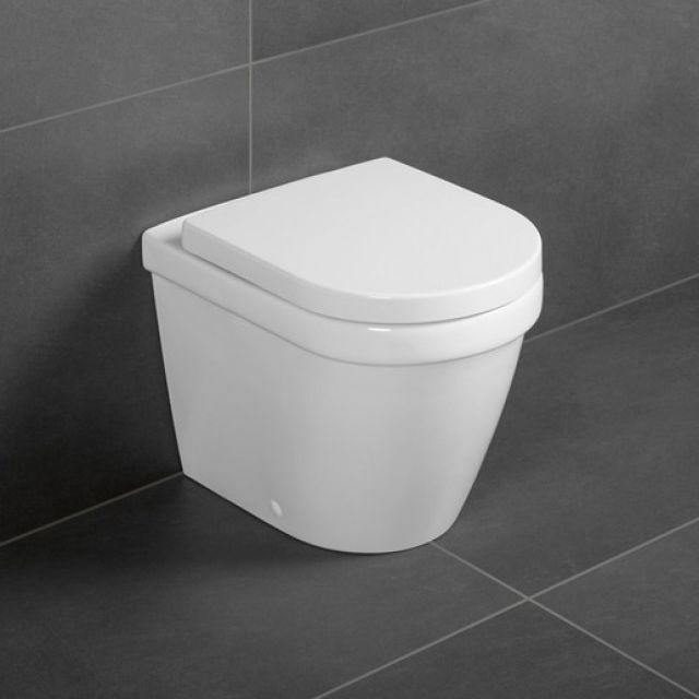 Villeroy & Boch Architectura Washdown Rimless WC