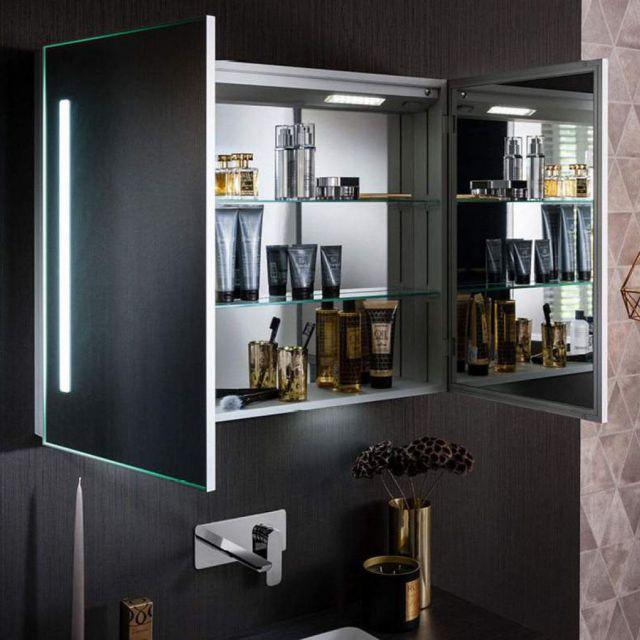 Crosswater (Bauhaus) Allure Mirror Cabinet