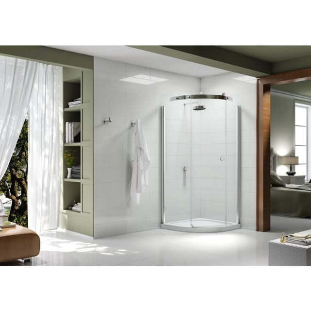 Merlyn Series 10 Single Door Quadrant Shower Enclosure