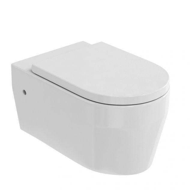 Britton Stadium Rimless Wall Hung Toilet