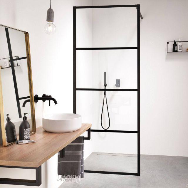 Impey Soho Walk in Wetroom Panels