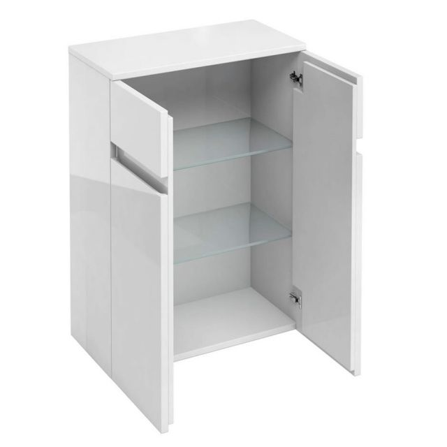 Britton D30 Double Door Base Unit