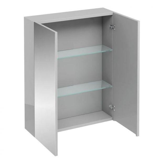 Britton D30 Mirror Cabinet