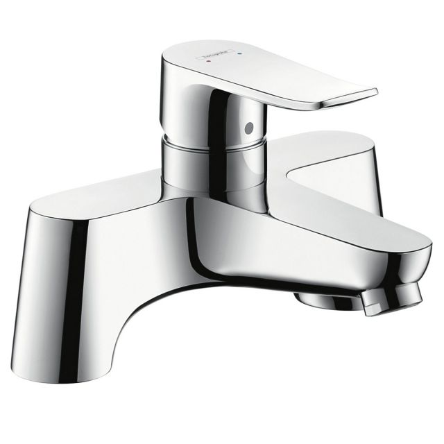 Hansgrohe Metris Single Lever Bath Mixer Tap