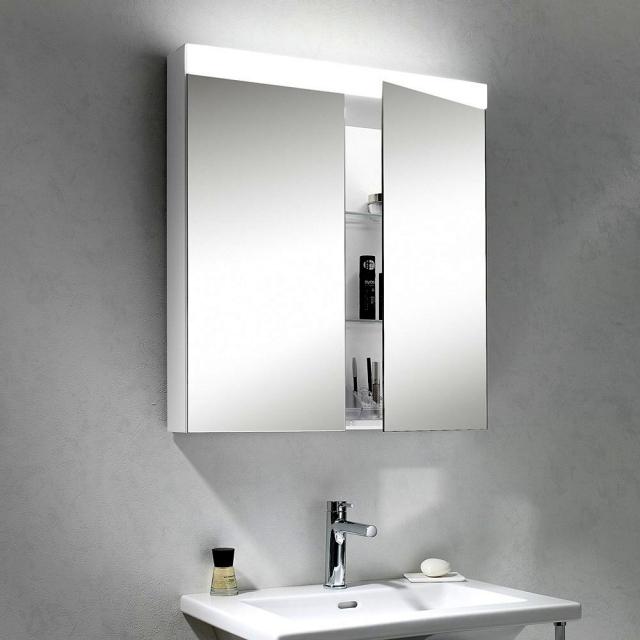Schneider PATALINE LED Mirrored Cabinets