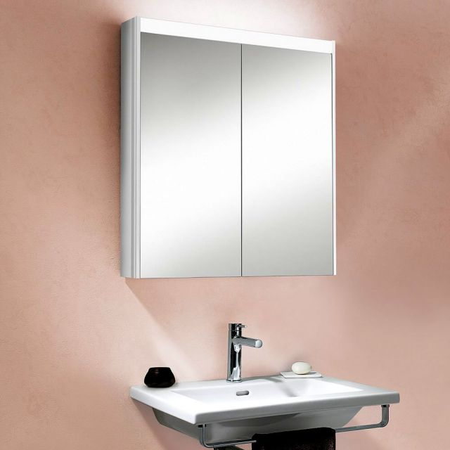Schneider O-LINE LED Mirror Cabinets 15cms