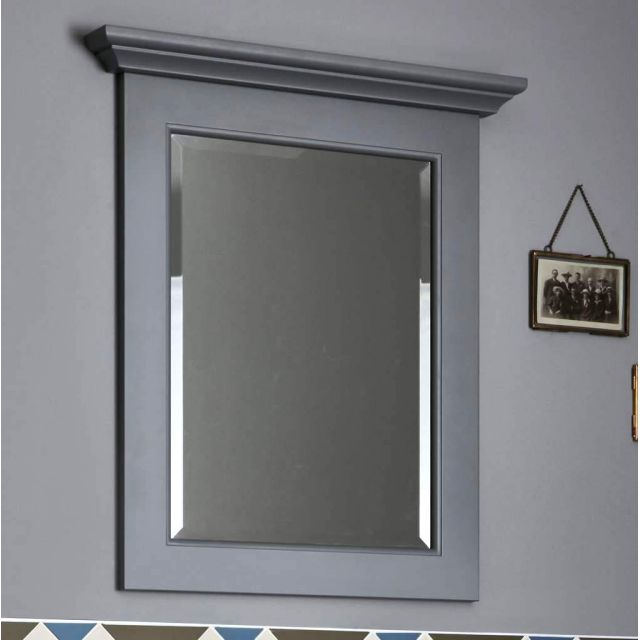 Bayswater 600 Flat Bathroom Mirror