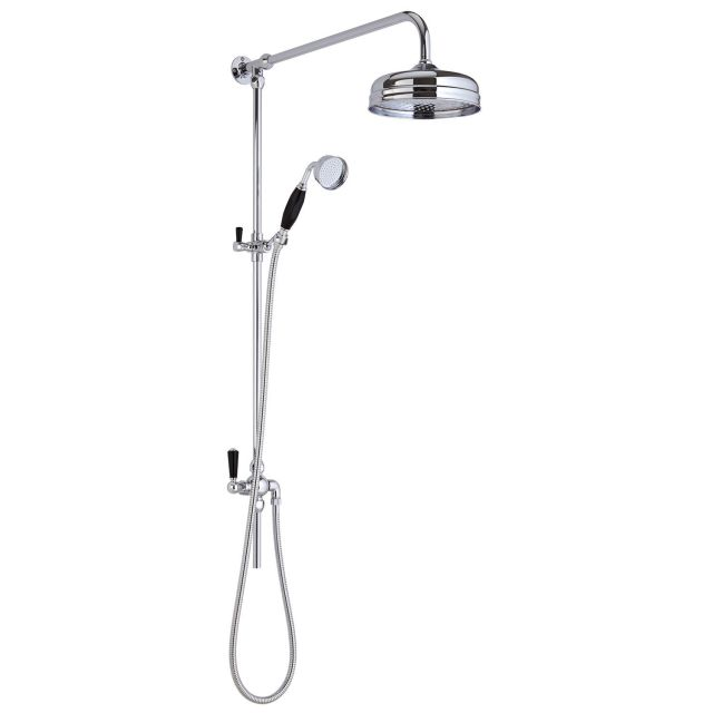 Bayswater Grand Rigid Riser Shower Kit With Handset