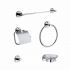 Grohe Essentials 5 Piece Accessory Set