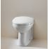 Silverdale Damea Traditional Back To Wall Toilet
