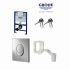 Grohe 4 In 1 Skate Fresh Concealed Frame Package