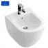 Villeroy and Boch Subway Compact Wall Mounted Bidet