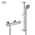 Grohtherm 800 Thermostatic shower mixer Kit