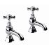 "Imperial Edwardian 3/4"" Bath Pillar Taps"