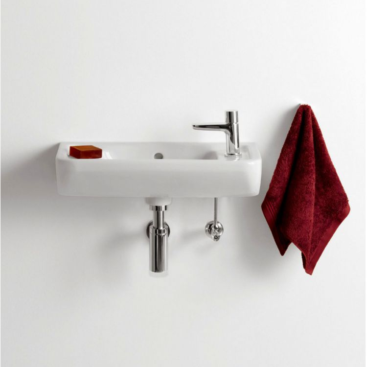 Bathroom sinks including counter top semi recessed uk for Small bathroom basins