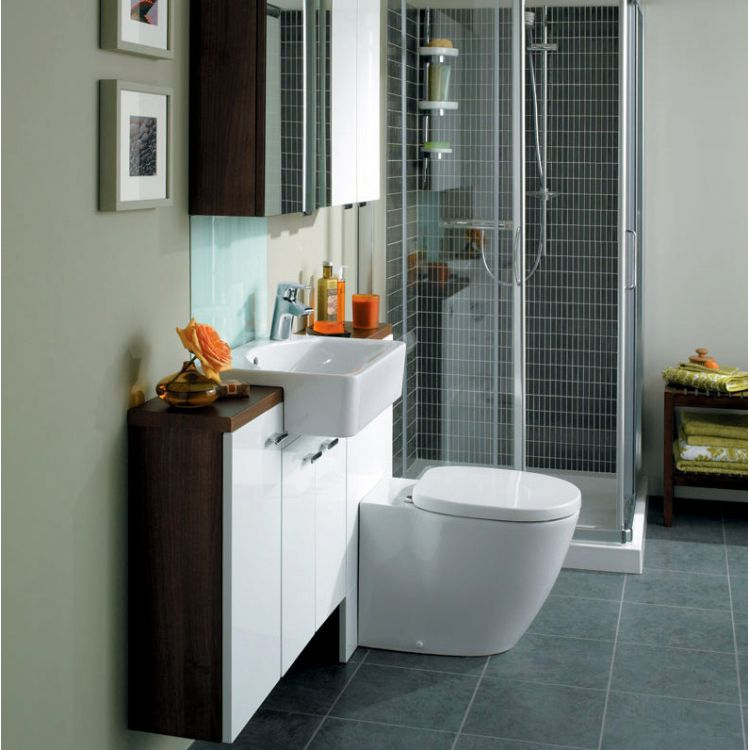 Ideal Standard Semi Recess Basin