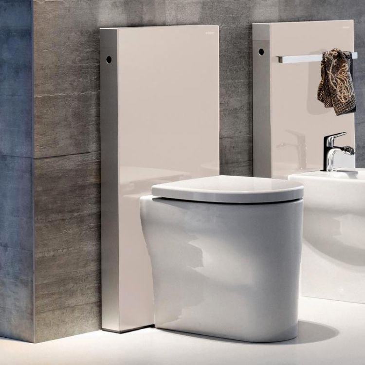 geberit aquaclean duofix more uk bathrooms. Black Bedroom Furniture Sets. Home Design Ideas