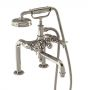 Arcade Deck Mounted Bath Shower Mixer with Handset