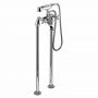 Vado Victoriana Freestanding Bath Shower Mixer
