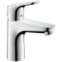 Hansgrohe Focus 100 Basin Mixer without Waste
