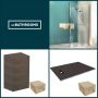 Origins Linear Wet Room Shower Pack 6