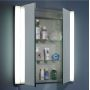 Roper Rhodes Transition Recessed Bathroom Cabinet with Lights