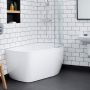 Carron Profile 1500 Showerbath