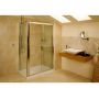 Roman Embrace Single Sliding Shower Door