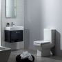 Tavistock Q60 Close Coupled Toilet