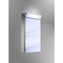 Schneider Capeline 1 Door Illuminated Mirror Cabinet