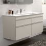 Villeroy and Boch Venticello XXL Double 4 Drawer Vanity