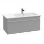 Villeroy and Boch Venticello Asymmetrical 1 Drawer Vanity