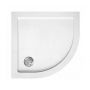 ClearGreen 35mm Low Profile Quadrant Shower Tray