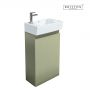 Britton Deep Floor Standing Unit and Washbasin