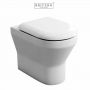 Britton Curve S30 Back to Wall Toilet