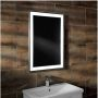 Roper Rhodes Clarity Status Backlit Heated Mirror MLB280