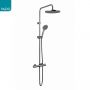Vado Velo Thermostatic Shower Column with Diverter