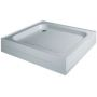 Just Trays Merlin Upstand Rectangle Shower Tray