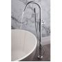 Crosswater Design Freestanding Bath Shower Mixer