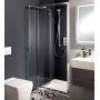 Simpsons Edge Infold Shower Door