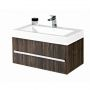Phoenix Vue Wall Hung Vanity Unit with Basin