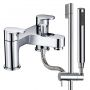 Phoenix Jina Bath Shower MIxer with Handrail and Handset
