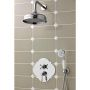 Imperial Amena Concealed Firenze Kit with Drench Head and Handset