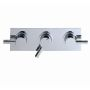 Matki Swadling Absolute Twin Outlet Thermostatic Shower Valve 2210