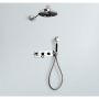 Matki Swadling Absolute Twin Outlet Shower Kit With Shower Rose 2217
