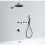 Matki Swadling Absolute Thermostatic Shower Kit With Shower Rose & Bath Filler 2416