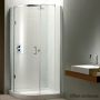 Matki Original Illusion Curved Corner Shower Enclosure