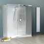 Matki EauZone Plus Three Sided Sliding Door Shower Enclosure