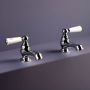 "Matki Swadling Invincible Concealed 1/2"" Basin Taps 2501"