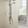Old London Twin Concealed Thermostatic Shower Valve